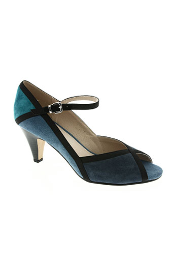 sweet chaussures femme de couleur bleu