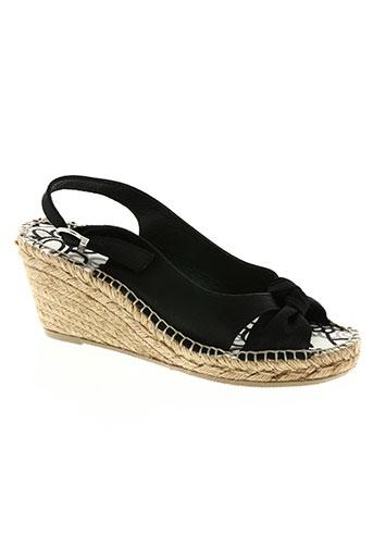 toni pons chaussures femme de couleur noir