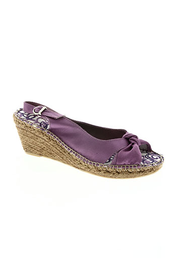 toni pons chaussures femme de couleur violet