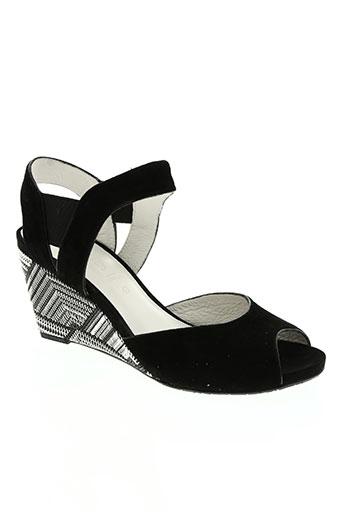 gerry weber chaussures femme de couleur noir