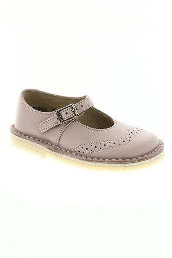 start rite shoes chaussures fille de couleur rose