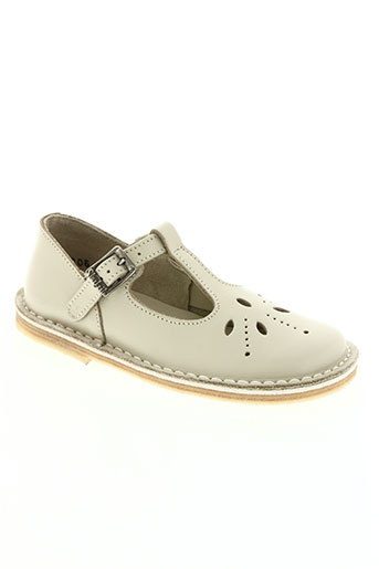 start rite shoes chaussures fille de couleur beige