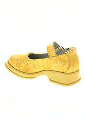 Ballerines jaune PRIMIGI pour fille seconde vue