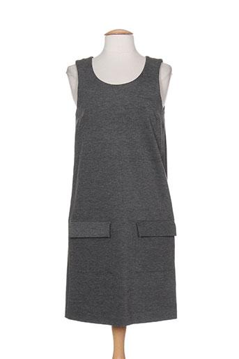 chipie robes femme de couleur gris