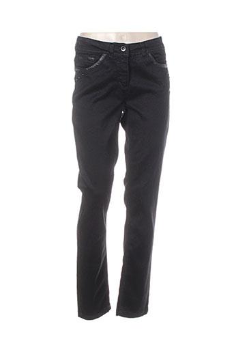 bx pantalons femme de couleur noir