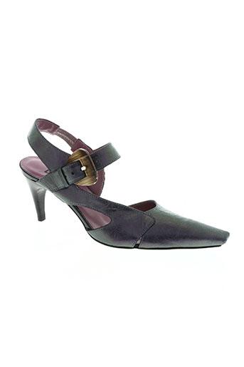 france mode chaussures femme de couleur rose