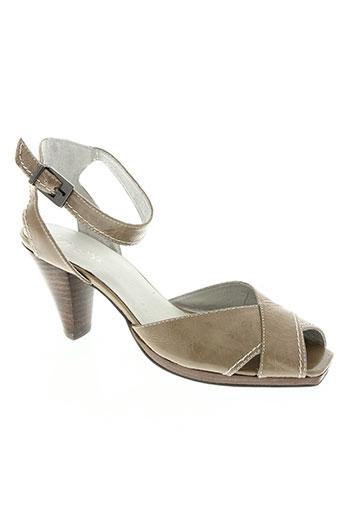 princess chaussures femme de couleur beige