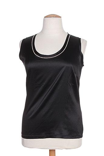 fabiana filippi chemises femme de couleur noir