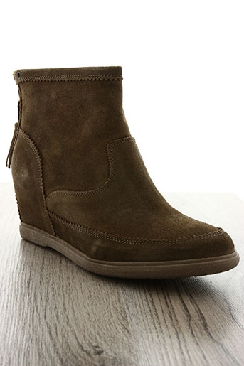 minka design chaussures femme de couleur beige