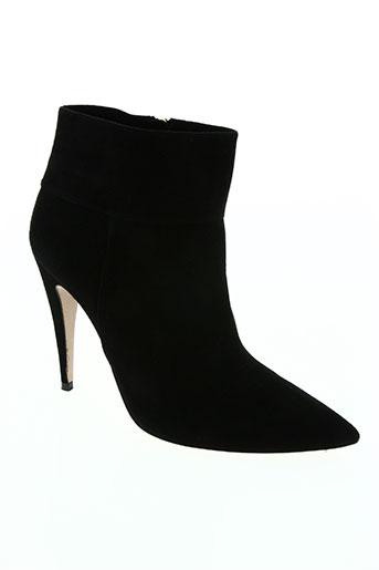 pura lopez chaussures femme de couleur noir