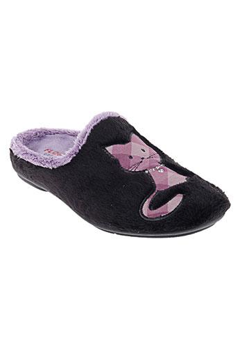 florett chaussures femme de couleur gris