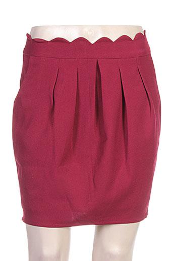 noemie EFFI_CHAR_1 co jupes femme de couleur rouge
