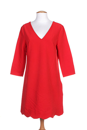 noemie EFFI_CHAR_1 co robes femme de couleur rouge