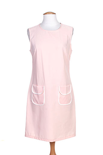 lovie robes femme de couleur rose