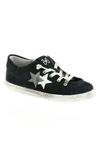 star chaussures femme de couleur noir