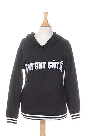 Cher Noir00 Noir Pas Eleven Modz Couleur Shirts De En Soldes Pulls Sweat Paris 1091884 wOPn08k