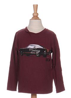 Produit-T-shirts / Tops-Garçon-HERO SEVEN