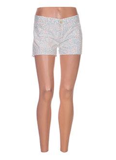Produit-Shorts / Bermudas-Femme-LOCAL