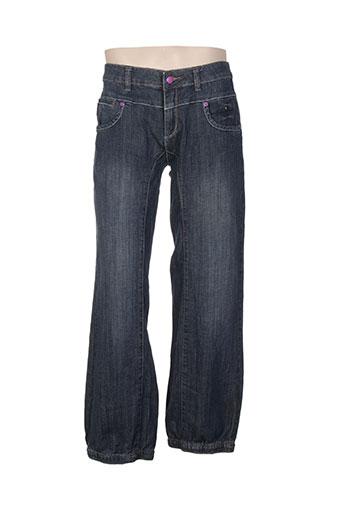 horsefeathers jeans femme de couleur bleu