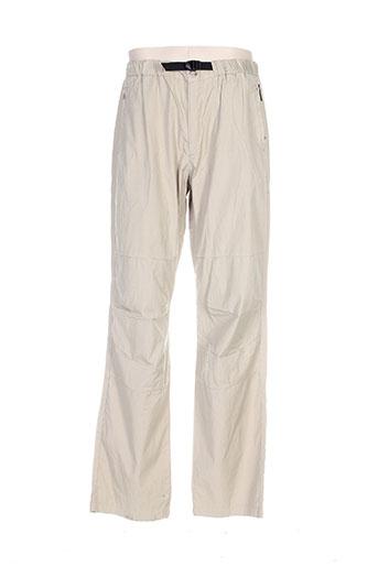 napapijri pantalons homme de couleur beige