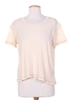 Produit-T-shirts-Femme-CURRENTE/ELLIOTT