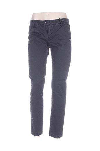 Pantalon casual noir BLAUER pour femme