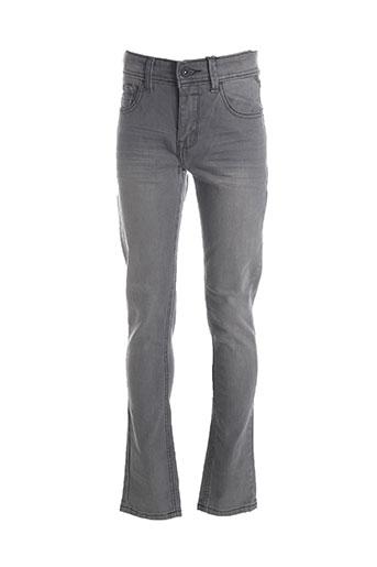 rivaldi jeans garçon de couleur gris