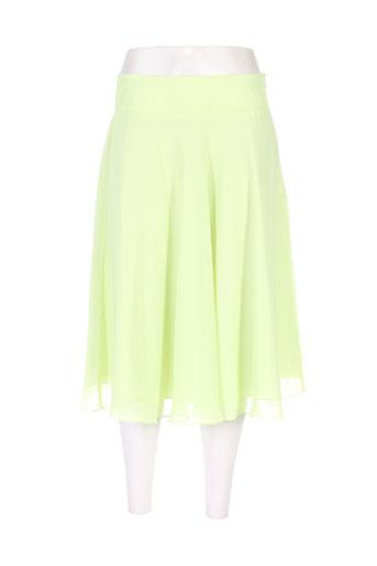 creatif paris jupes femme de couleur vert