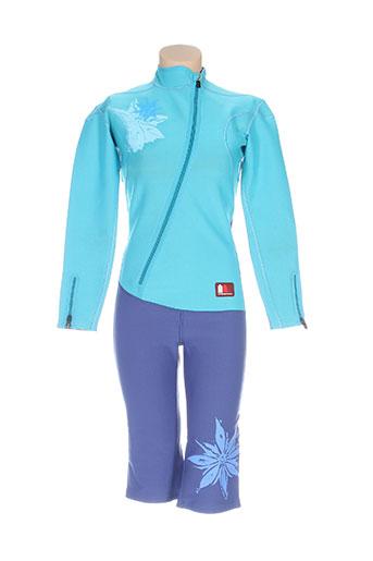 la compagnie du bain maillots de bain femme de couleur bleu