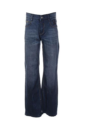 rivaldi jeans garçon de couleur bleu