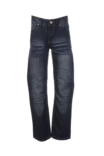 biaggio jeans garçon de couleur bleu