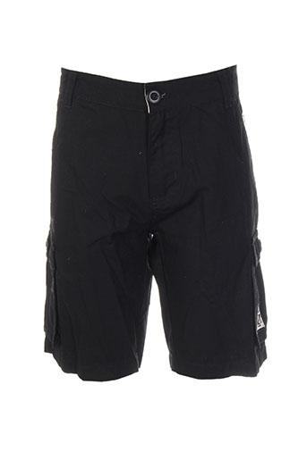 freegun shorts / bermudas garçon de couleur noir