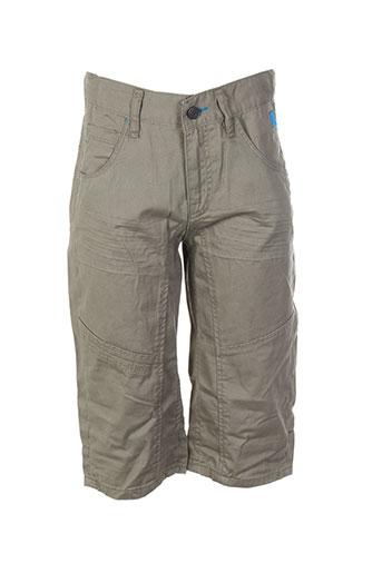 freegun shorts / bermudas garçon de couleur vert