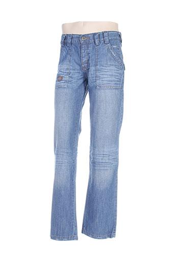 rivaldi jeans homme de couleur bleu