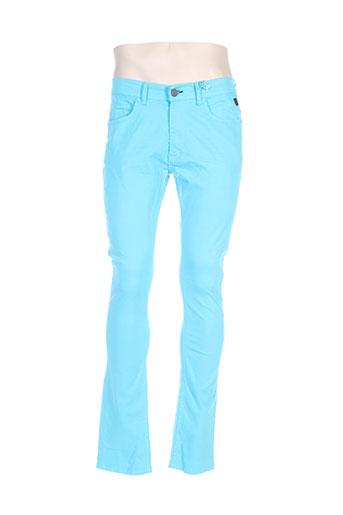 Jeans skinny bleu FREEGUN pour homme
