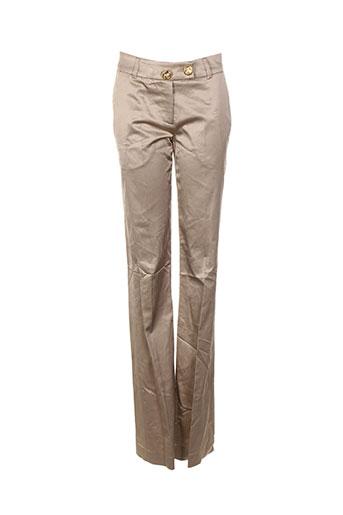 Pantalon chic beige FAITH CONNEXIONS pour femme