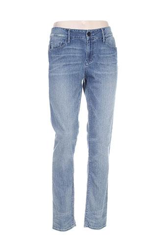 black orchid jeans homme de couleur bleu