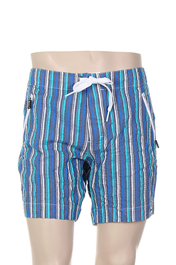 geronimo maillots de bain homme de couleur bleu