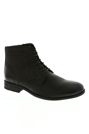s.oliver chaussures homme de couleur marron