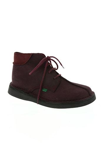 256cad1efa6d27 Chaussures KICKERS Femme En Soldes – Chaussures KICKERS Femme | Modz