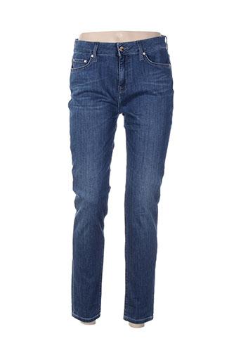 tommy hilfiger jeans femme de couleur bleu