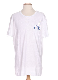 Produit-T-shirts / Tops-Homme-CALVIN KLEIN