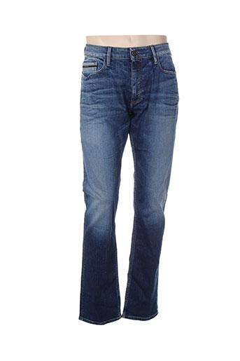 calvin klein jeans homme de couleur bleu