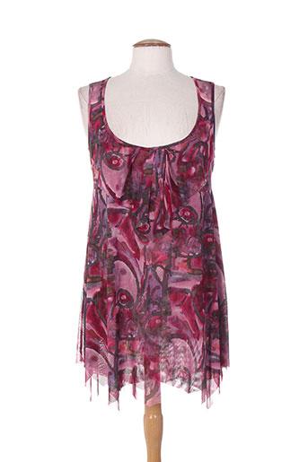 enjoy tuniques femme de couleur rose