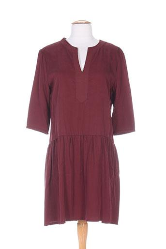 mamouchka robes femme de couleur rouge