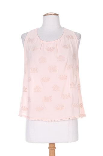 free minds.. chemises femme de couleur rose