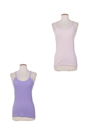 berenice chemises femme de couleur violet