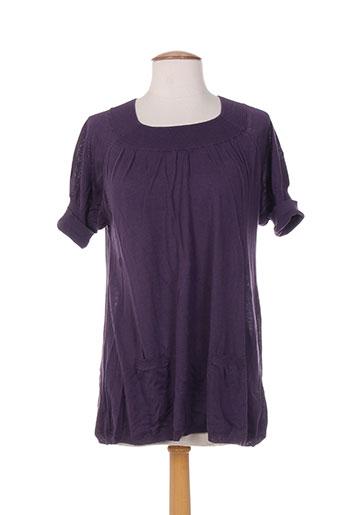hartford pulls femme de couleur violet