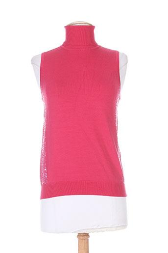 victoire pulls femme de couleur rose