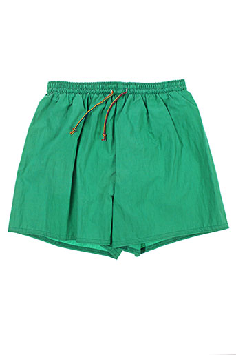 revelo maillots de bain garçon de couleur vert